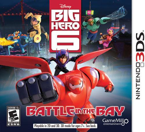 Big Hero 6: Battle in the Bay - Nintendo 3DS