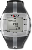 Polar - FT7 Men's Heart Rate Monitor - Black/Silver