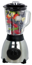 Better Chef - 5-Speed Blender - Stainless-Steel