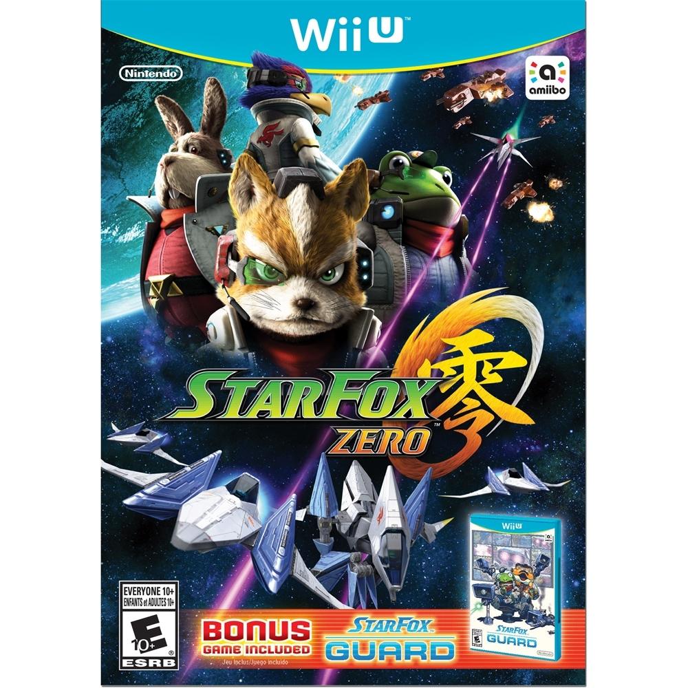 Click here for Star Fox Zero prices
