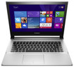 "Lenovo - Flex 2 2-in-1 14"" Touch-Screen Laptop - Intel Core i7 - 8GB Memory - 128GB Solid State Drive - Silver"