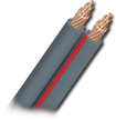 AudioQuest - X-2 50' Speaker Cable - Gray