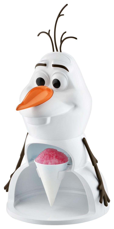 Disney - Frozen Olaf Snow Cone Maker - White/blue