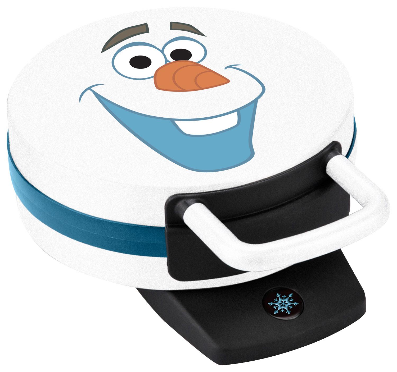 Disney - Olaf Waffle Maker - White\/blue