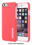 Incipio - DualPro Case for Apple® iPhone® 6 - Coral/Light Pink