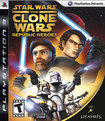 Star Wars The Clone Wars: Republic Heroes - PlayStation 3