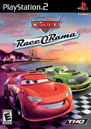 Cars Race-O-Rama - PlayStation 2