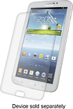 Zagg - Invisibleshield Screen Protector For Samsung Galaxy Tab 3 7.0