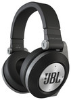 JBL - Bluetooth Wireless Stereo Over-the-Ear Headphones - Black