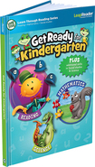 LeapFrog - Tag Get Ready for Kindergarten Book for LeapFrog Tag Reading Systems