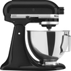 KitchenAid - Tilt-Head Stand Mixer - Onyx Black