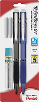 Pentel - Twist-Erase GT Mechanical Pencils (2-Pack)