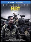 Fury (Blu-ray)(Digital Copy) (Blu-ray Disc)