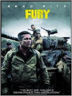 Fury (DVD) (Ultraviolet Digital Copy) (Eng/Fre/Spa)