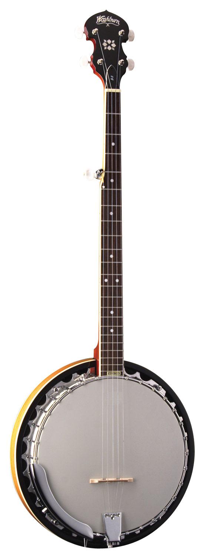 Test data - 5-String Banjo - Black