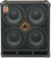 Eden - 1000W Bass Speaker Cabinet - Black