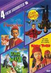 Family Comedies: 4 Film Favorites [2 Discs] (dvd) 9541659