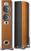 "Polk Audio - 7"" 3-Way Floor Speaker (Each) - Cherry"