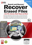 iolo Search and Recover - Up to 3 PCs - Windows