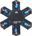 American DJ - Nucleus Tricolor LED Centerpiece Lighting Effect - Black
