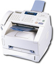 Brother - Intellifax Fax/ Printer/ Copier - White