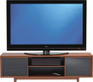 "BDI - Cirrus TV Stand for Flat-Panel TVs Up to 60"" - Cherry"