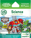 LeapFrog - Hasbro Transformers Rescue Bots Race to the Rescue Learning Game