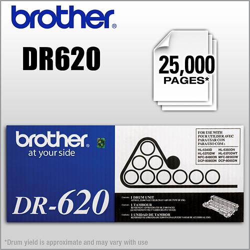 Brother - DR620 Drum - Black