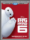 Big Hero 6 (Blu-ray Disc) (2 Disc) 2014