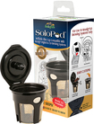 Solofill - Solopod Reusable Coffee Filter Cup - Black 9559008