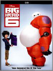 Big Hero 6 (DVD) 2014