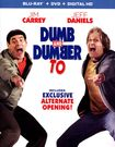 Dumb And Dumber To [2 Discs] [includes Digital Copy] [ultraviolet] [blu-ray/dvd] 9559219