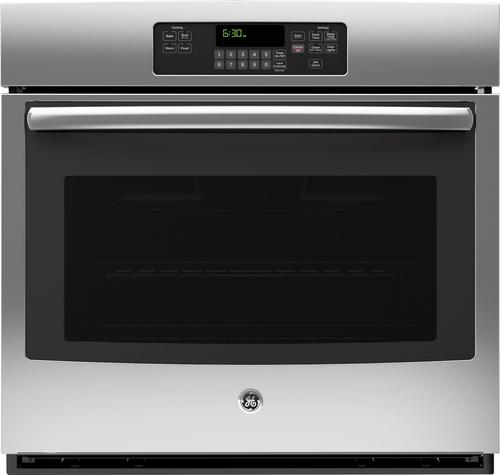 GE - 30 Built-In Single Electric Wall Oven - Stainless