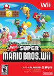 New Super Mario Bros. Wii - Nintendo Wii