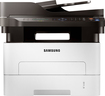 Samsung - Xpress Black-and-White All-In-One Printer - White