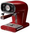 Espressione - Café Retró Espresso Maker - Sporty Italian Red