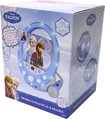 Sakar - Disney Frozen Flashing Karaoke Machine - Blue/White