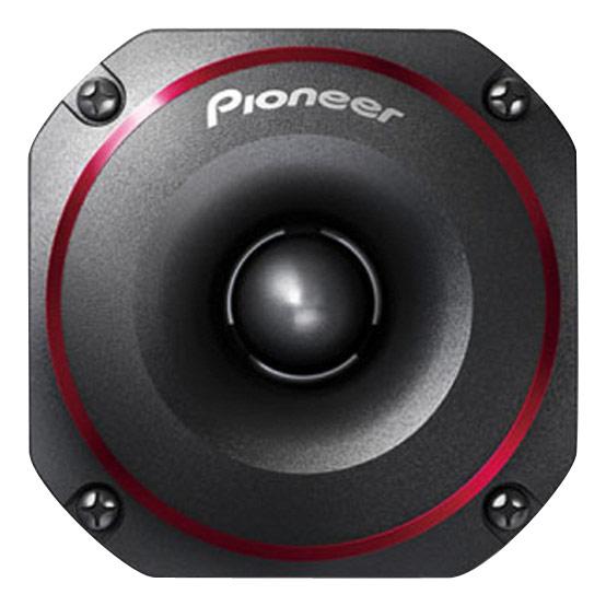 """Pioneer - PRO Series 3-1/2"""" 2-Way Bullet Tweeters (Pair) - Black"""
