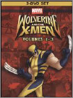 Wolverine and the X-Men, Vols. 1-3 [3 Discs] (DVD) (Enhanced Widescreen for 16x9 TV) (Eng/Spa)