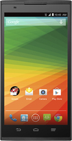 T-Mobile Prepaid - ZTE ZMAX 4G No-Contract Cell Phone - Black