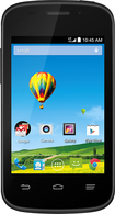 T-Mobile Prepaid - ZTE Zinger No-Contract Cell Phone - Black