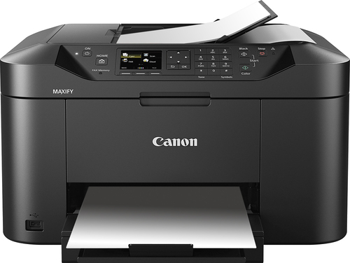 Canon - Maxify MB2020 Wireless All-In-One Printer - Black