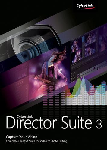 CyberLink Director Suite 3 - Windows