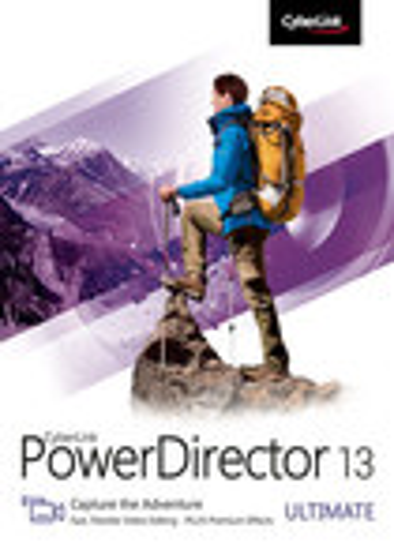 CyberLink PowerDirector 13 Ultimate - Windows