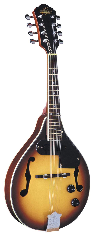 Oscar Schmidt - Acoustic/Electric Mandolin - Multi