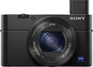 Sony - Cyber-shot Rx100 Iv 20.1-megapixel Digital Camera - Black