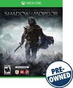 Middle-earth: Shadow of Mordor - PRE-OWNED - Xbox One