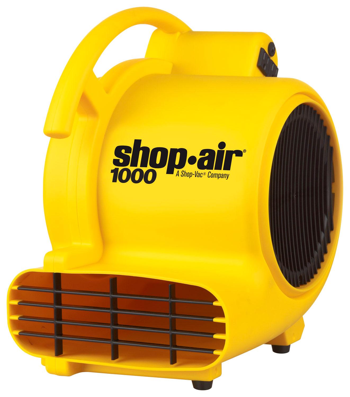 Shop-vac - Shop-air Medium Air Mover - Yellow 9590112