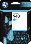HP - 940 Ink Cartridge - Cyan