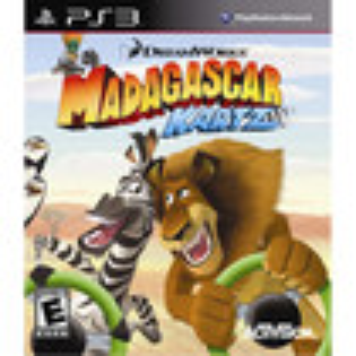 Madagascar Kartz - PlayStation 3